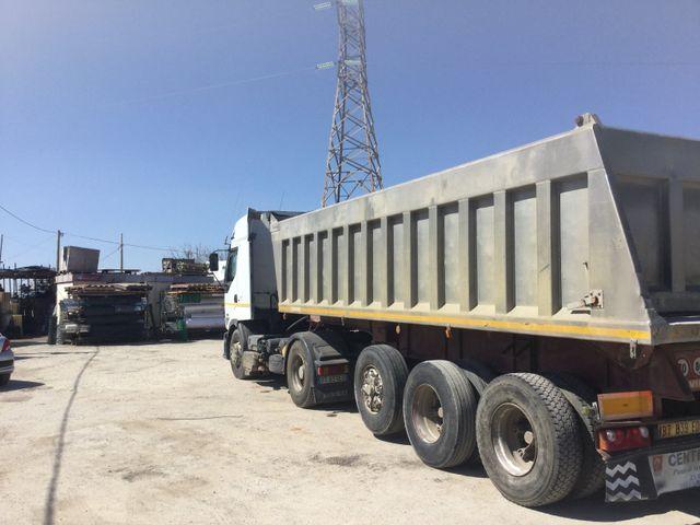 Spostamento e trasporto dei mezzi pesanti a Caltanissetta