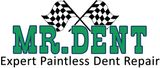 MR DENT LOGO- Expert Mobile Paintless Dent Repair