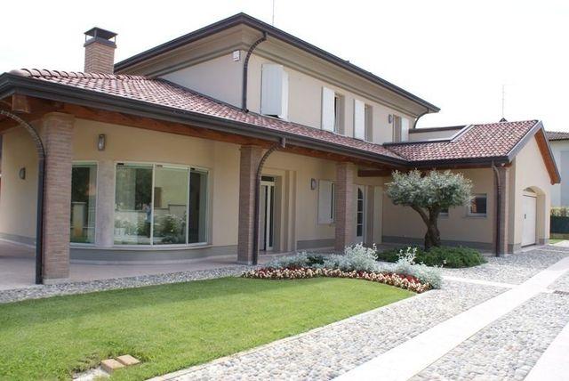Ville Singole E Bifamiliari Reggio Emilia Studio Tecnico Magnani