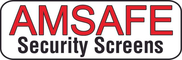 Amsafe Security Screens Logo