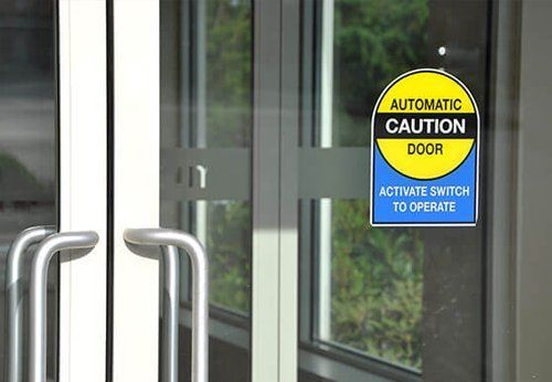 local automatic door