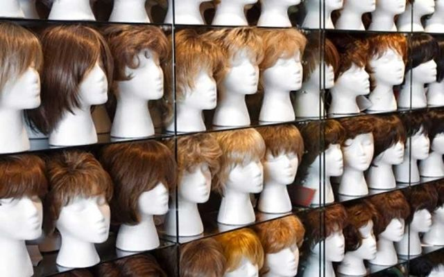 parrucche su misura