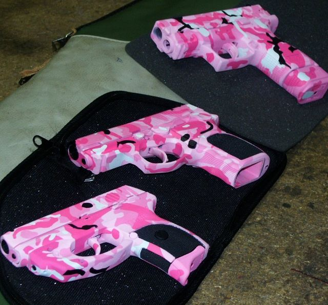 RMTC Pink Weapon Gallery