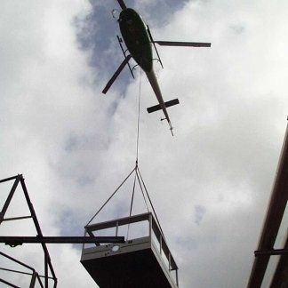installazione torre evaporativa