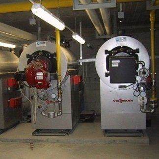 centrale termica impianti di riscaldamento