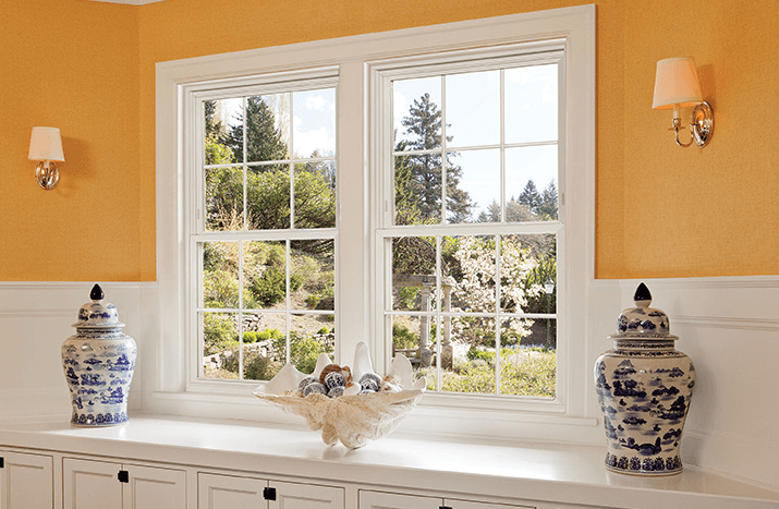 Double hung windows at Window World in Springdale, AR