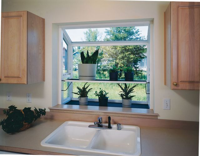 Garden Window Installation in Fort Smith and Springdale, AR