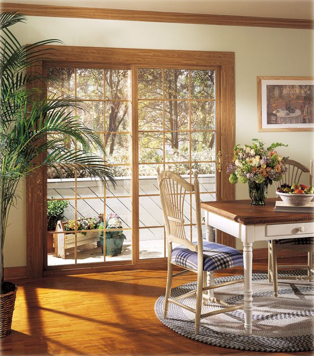 Customized wooden windows in Springdale and Fort Smith, AR