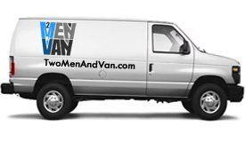 Twomenandvan logo