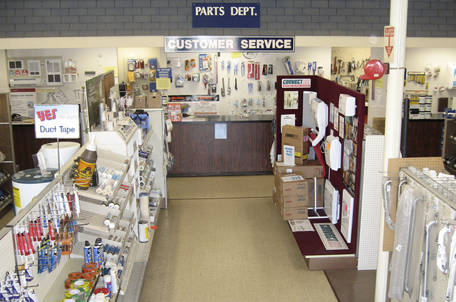 Aurora Plumbing Parts Department in Seattle, WA