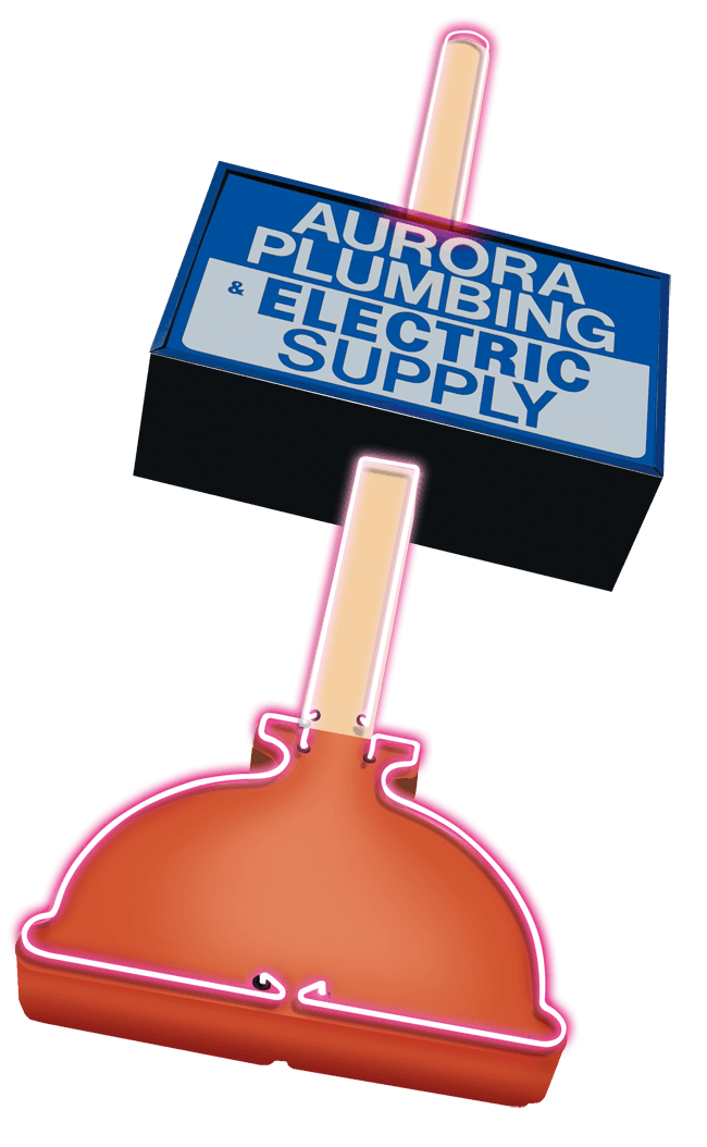 Aurora Plumbing & Electric Logo
