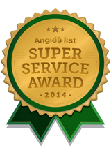 Angie's List Super Service Award | Aurora Plumbing showroom in Seattle, WA