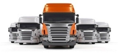 Camion per trasporti stradali di merci door to door
