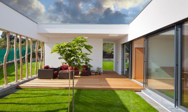 Zelf Tuin Leeghalen : Aanleg tuin schiedam? de beste hovenier voor uw tuin.
