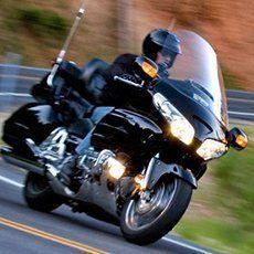 Advanced rider training classes