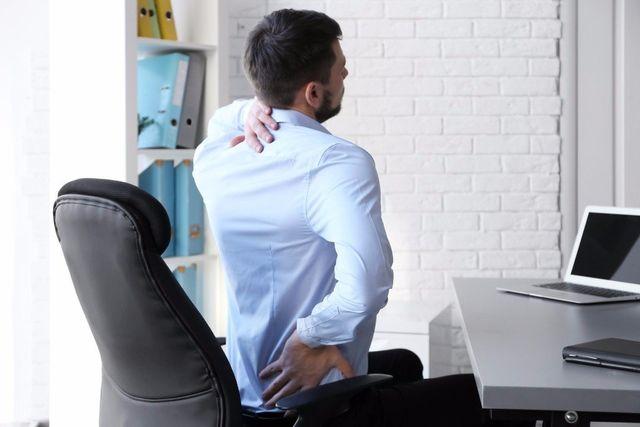 Job Stress, Back Pain, Neck Pain