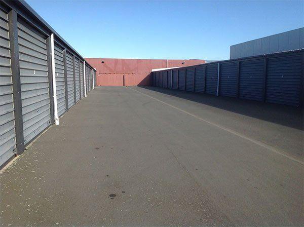 Our safe storage units