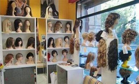 Negozio di parrucche a Perugia