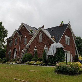 Experienced Roofing Company Concord Nc Jw Services
