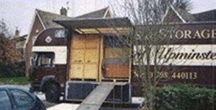 Removals and Storage - C Bain of Upminster - Havering