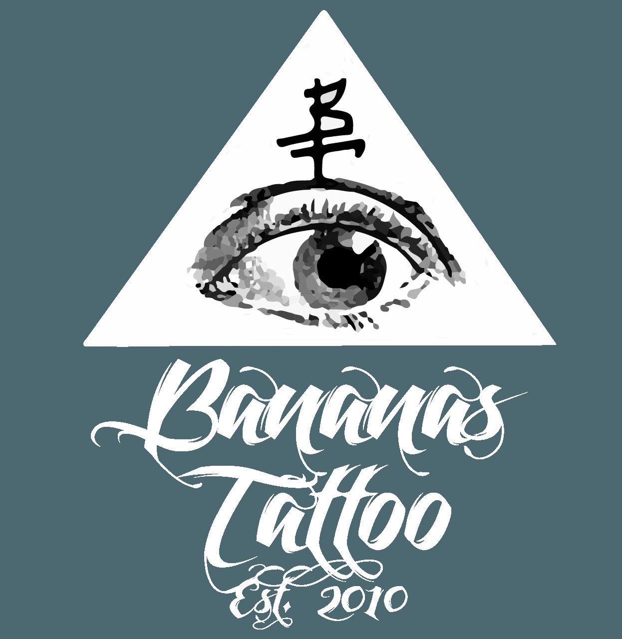 Bananas Tattoo logo