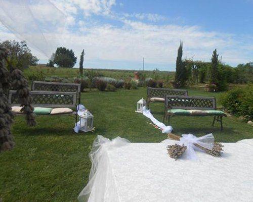 Pranzo di nozze nella campagna toscana a Colle Di Val D'Elsa (SI)