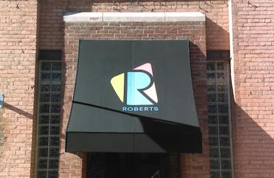 Roberts building front view