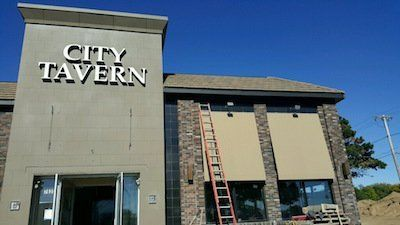 City Tavern front view
