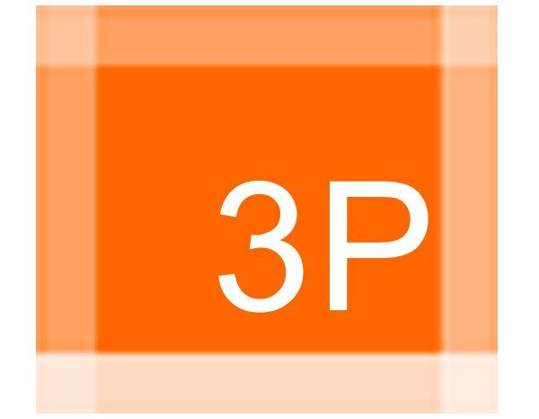 3P logo and link