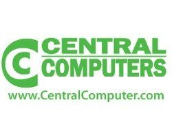 Central Computers logo and link