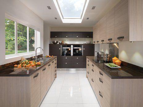 stylish kitchen