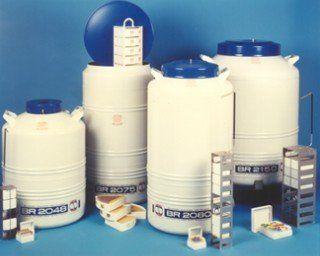 Dewar per la conservazione di gas criogeni