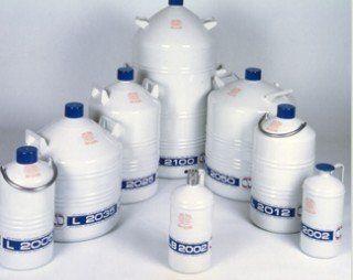 Conservazione di gas criogeni