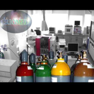 Gas criogeni CRIOMED