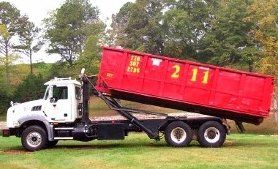 waste disposal and dumpster rental in Winder, GA