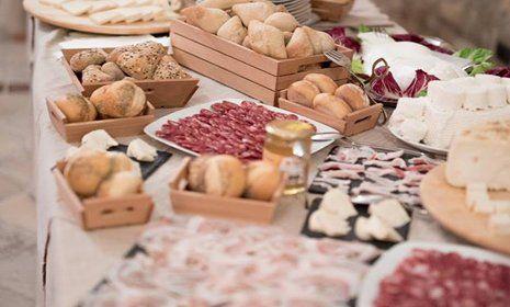 assaggi e prelibatezze locali