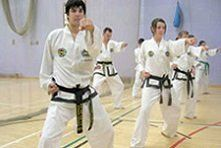 Junior Taekwon-Do