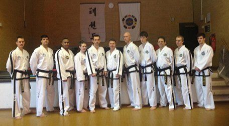 Taekwon-Do trainers