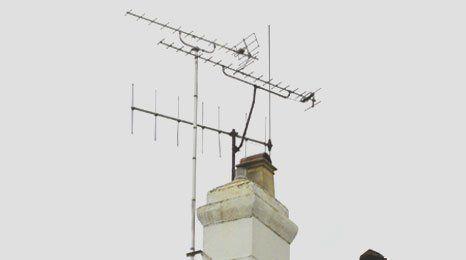 domestic aerial