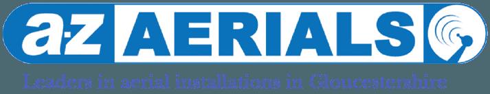 A-Z AERIALS logo