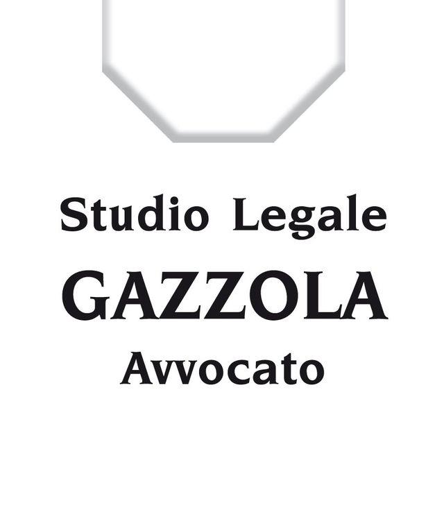 STUDIO LEGALE AVVOCATO LUCIANO GAZZOLA - LOGO
