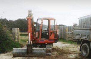Building demolition equipment
