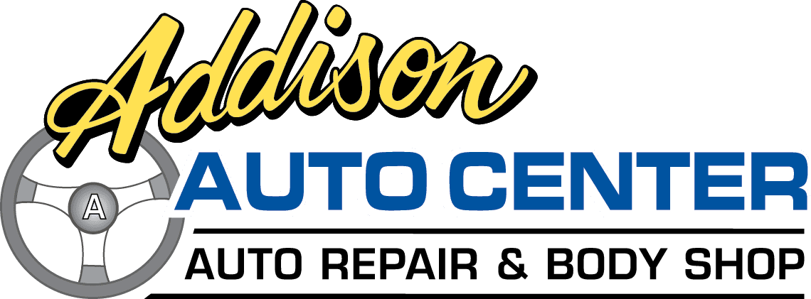 Addison Auto Repair & Body Shop Logo