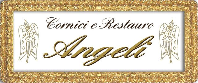 Angeli Cornici E Restauri Angeli srl - Logo