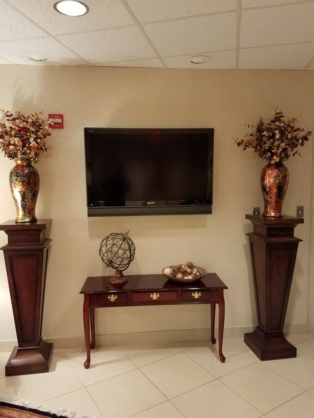 Ceiling Mounting TV Installation Professional Service