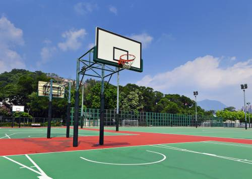 IN-GROUND BASKETBALL SERVICES