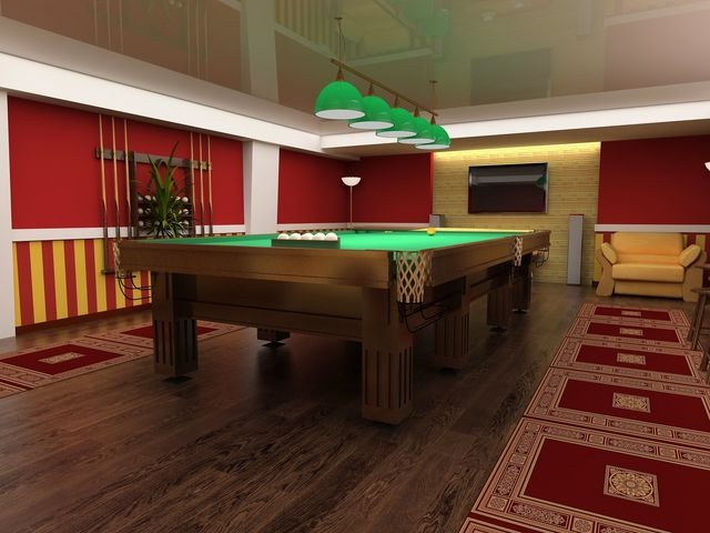 Any Assembly 7ft Pool Table Assembly