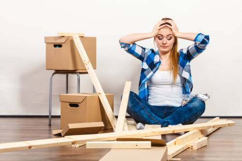FURNITURE DISASSEMBLY SERVICE