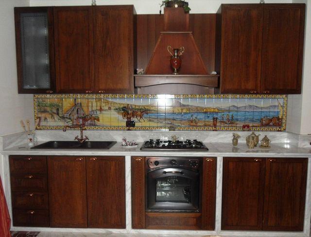 Cucine in marmo | top cucine | Napoli | Cercola | Panico Marmi