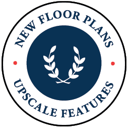New Floor Plans | Upscale Features